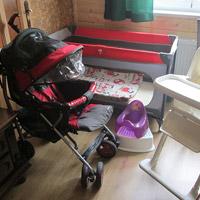 Apartmá Kvilda - ubytování v srdci Šumavy - výbava pro děti