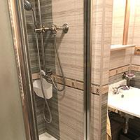 Apartmá Kvilda - ubytování v srdci Šumavy - koupelna