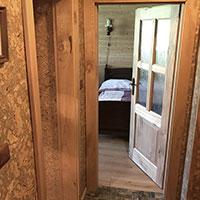 Apartmá Kvilda - ubytování v srdci Šumavy - předsíň