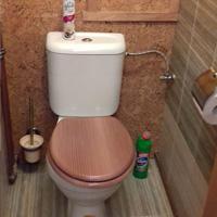 Apartmá Kvilda - ubytování v srdci Šumavy - WC